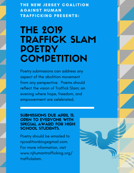 Poetry Competition Flyer